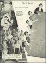 1951 Pleasantville High School Yearbook Page 82 & 83
