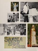 1975 Sandia High School Yearbook Page 6 & 7