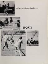 1975 Sandia High School Yearbook Page 44 & 45