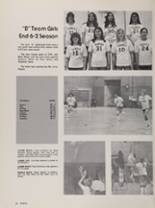 1975 Sandia High School Yearbook Page 84 & 85