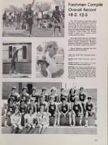 1975 Sandia High School Yearbook Page 108 & 109