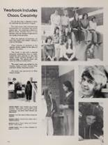 1975 Sandia High School Yearbook Page 126 & 127
