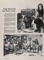 1975 Sandia High School Yearbook Page 128 & 129