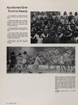 1975 Sandia High School Yearbook Page 130 & 131