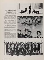 1975 Sandia High School Yearbook Page 154 & 155