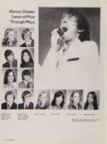 1975 Sandia High School Yearbook Page 220 & 221