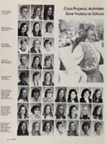 1975 Sandia High School Yearbook Page 244 & 245