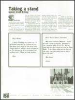 1994 Cleveland Heights High School Yearbook Page 154 & 155