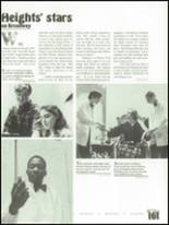 1994 Cleveland Heights High School Yearbook Page 164 & 165