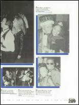 1994 Cleveland Heights High School Yearbook Page 212 & 213