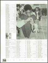 1994 Cleveland Heights High School Yearbook Page 222 & 223