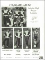 1994 Cleveland Heights High School Yearbook Page 246 & 247