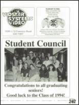 1994 Cleveland Heights High School Yearbook Page 250 & 251