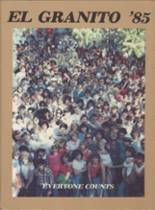 1985 Yearbook Porterville High School