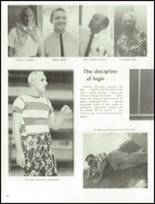 1967 Punahou School Yearbook Page 44 & 45