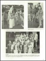 1967 Punahou School Yearbook Page 70 & 71