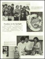 1967 Punahou School Yearbook Page 98 & 99
