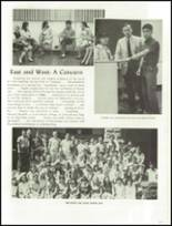 1967 Punahou School Yearbook Page 114 & 115