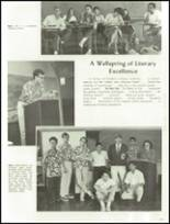 1967 Punahou School Yearbook Page 120 & 121