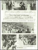 1967 Punahou School Yearbook Page 122 & 123