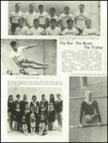 1967 Punahou School Yearbook Page 136 & 137