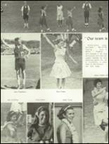 1967 Punahou School Yearbook Page 140 & 141