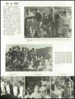 1967 Punahou School Yearbook Page 152 & 153