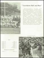 1967 Punahou School Yearbook Page 164 & 165