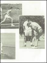 1967 Punahou School Yearbook Page 190 & 191