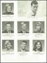 1967 Punahou School Yearbook Page 208 & 209