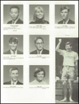 1967 Punahou School Yearbook Page 214 & 215