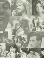 1967 Punahou School Yearbook Page 220 & 221