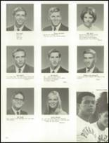 1967 Punahou School Yearbook Page 226 & 227