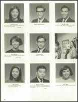 1967 Punahou School Yearbook Page 232 & 233