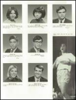 1967 Punahou School Yearbook Page 234 & 235