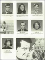 1967 Punahou School Yearbook Page 236 & 237