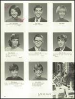 1967 Punahou School Yearbook Page 244 & 245