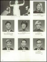 1967 Punahou School Yearbook Page 246 & 247