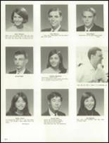 1967 Punahou School Yearbook Page 250 & 251