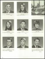 1967 Punahou School Yearbook Page 258 & 259