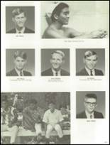 1967 Punahou School Yearbook Page 262 & 263