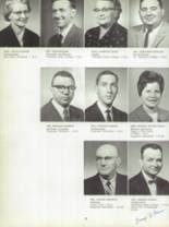 1964 Glassport High School Yearbook Page 14 & 15