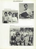 1964 Glassport High School Yearbook Page 56 & 57