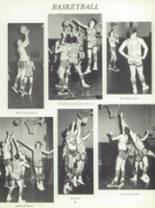1964 Glassport High School Yearbook Page 82 & 83