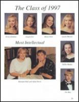 1997 Dadeville High School Yearbook Page 32 & 33