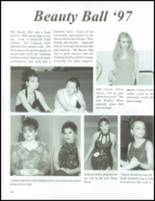 1997 Dadeville High School Yearbook Page 50 & 51
