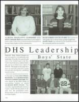 1997 Dadeville High School Yearbook Page 122 & 123