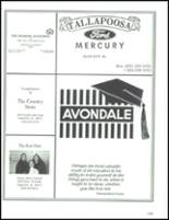 1997 Dadeville High School Yearbook Page 196 & 197