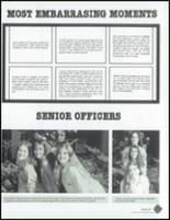 1994 Calabasas High School Yearbook Page 52 & 53