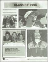 1994 Calabasas High School Yearbook Page 90 & 91